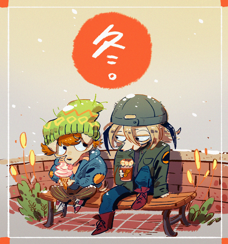 WINTER IS COMMING by huanGH64