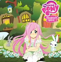 MLP: Fluttershy Anime version by Sazuko