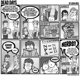 Greeks and Geeks Part 7 by deaddays