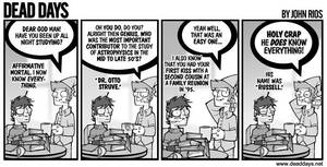 The Exam Part 11 by deaddays