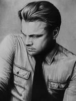 Leonardo DiCaprio by AshbaZulfiqar
