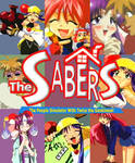 The Sabers 'Box Art' by C-quel