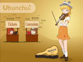 Ubunchu Fanart - Risa Busker by C-quel