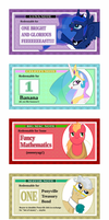 Pony Money Stickers2 (lo-res) by C-quel