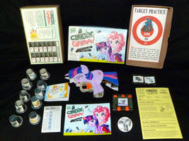 Changeling Challenge Box Contents by C-quel