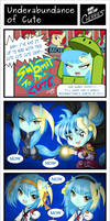 SDC - Underabundance of Cute by C-quel