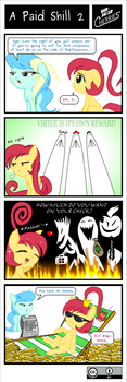 SDC - A Paid Shill 2 by C-quel