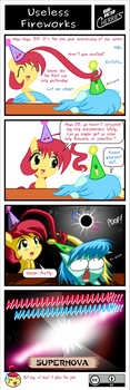 SDC - Useless Fireworks by C-quel
