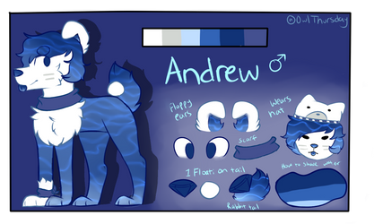 Waterdog redesign by OwlThursday