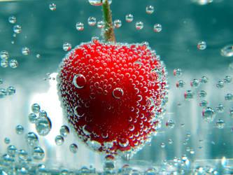 Cherry lady by rsmart