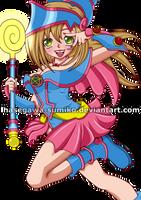 Black Magician Girl by Mia52