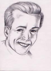 Mr. Smiley by SerenityRoseArt