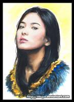 2nd Song Hye Kyo by imuya