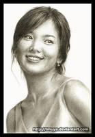 3rd Song Hye Kyo by imuya