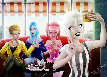 The Great Diamond Authority break by Dido-Antares