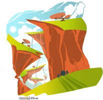 Aldaros Plains - Rejuvination by LollipopHorizon
