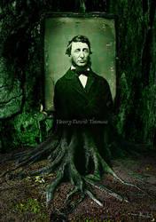 -Henry David Thoreau- by Ryals-Shoal