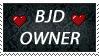 BJD OWNER Stamp by DarkRegrets