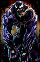 Venom by glencanlas