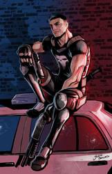 Punisher by glencanlas