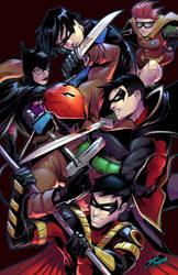 Robins 2 by glencanlas