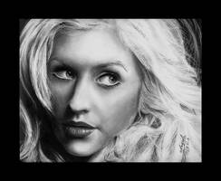 Christina Aguilera by Maggy-P