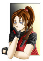 Claire Redfield by Maggy-P