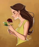 Belle by Maggy-P