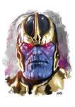 Thanos by marpamartins