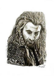Fili, Heir of Durin by Aeglys