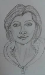 Thirteenth Doctor (Sketch) by Anfilada