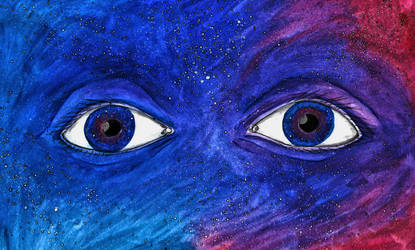 I see stars in your eyes by Anfilada