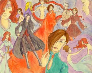 Council I by Saphriel