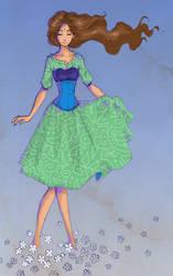 Saphira sketch by Saphriel