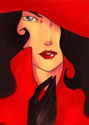 Carmen by Saphriel