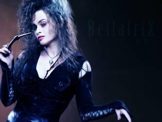 Bellatrix wallpaper by Saphriel